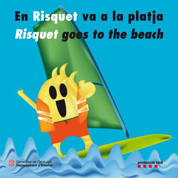 El Risquet va a la platja